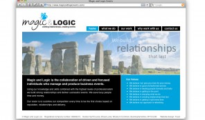 Magic and Logic Website