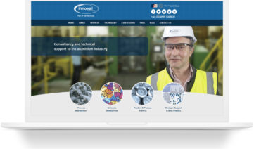 Innoval Banbury Website Design