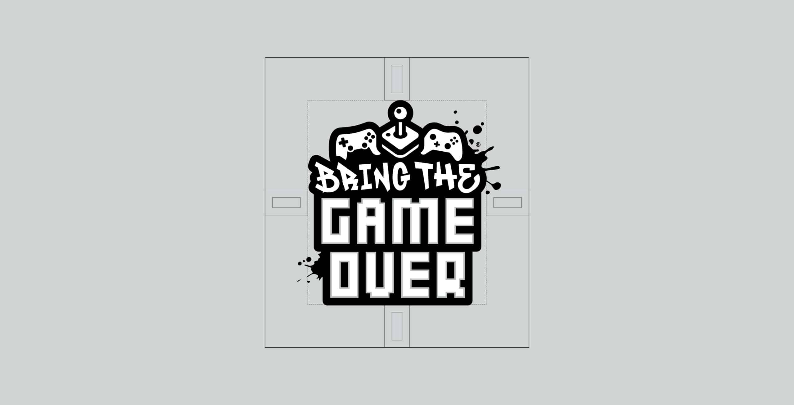 Bring the game over logo usage